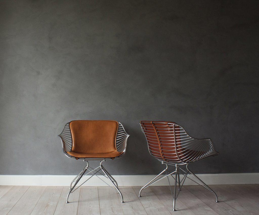 Wire Lounge Chair Overgaard Amp Dyrman