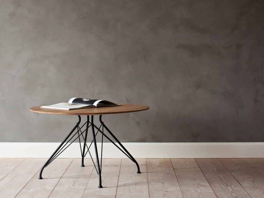 Wire bar stool overgaard & dyrman