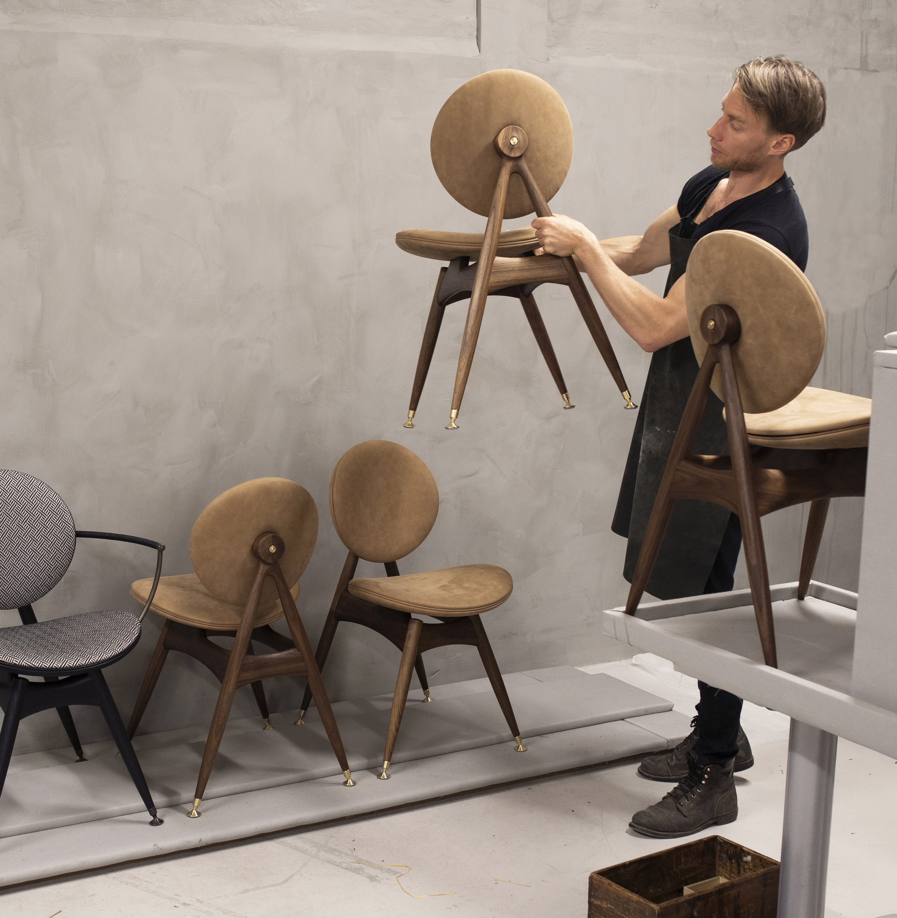 Workshop-Circle-Dining-Chair-Overgaard-Dyrman