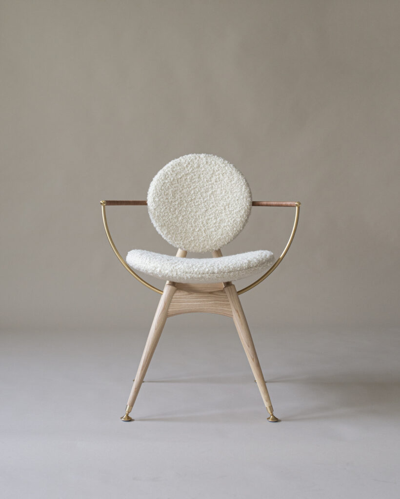 Circle-Dining Chair-BeatriceBoucle