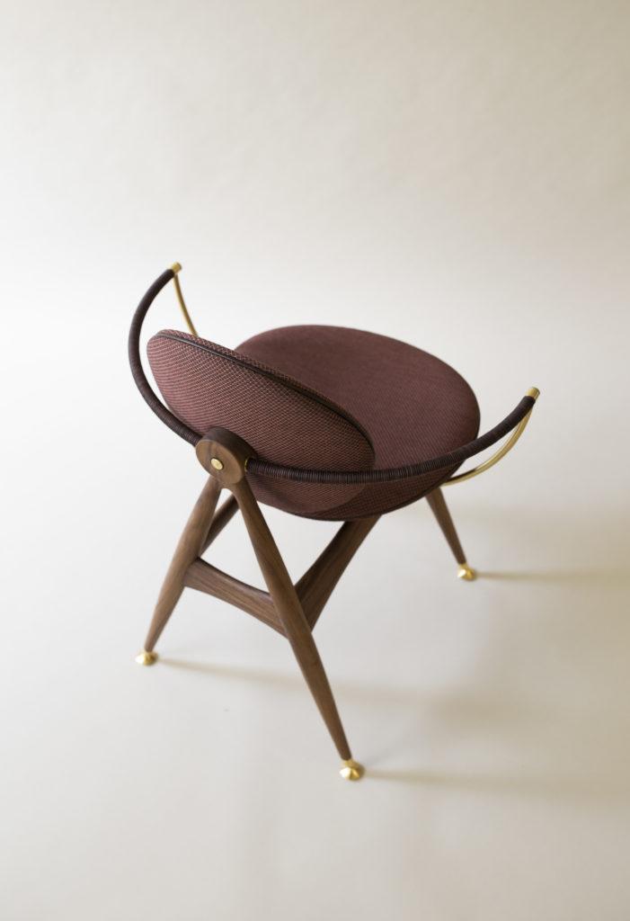 Circle Dining Chair Overgaard Dyrman Jaali