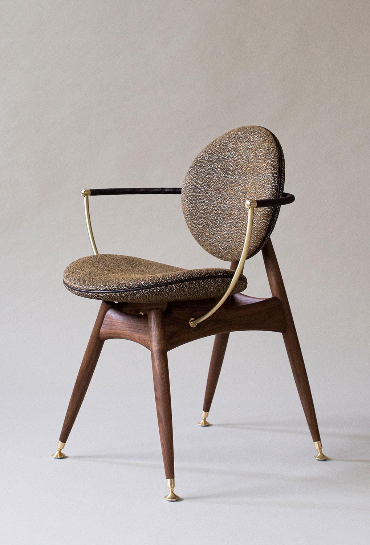 Circle-Dining-Chair-Gio-Fabric